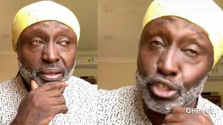 Reggie Rockstone sheds tears over Akuapem Poloo's sentence