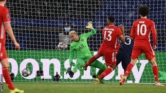 PSG knock out holders Bayern Munich on away goals