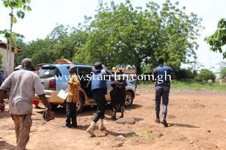 Kwahu Pitiko: Gun wielding men assault and parade Chief naked
