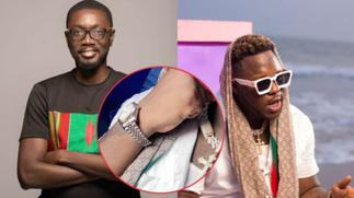 Angry Medikal Goes Wild On Ameyaw Debrah- Blasts Him for Promoting The Fake Rolex Watch Issue And Not His Music