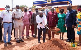 GH¢5 million earmarked for construction of 'Ghana Award House'
