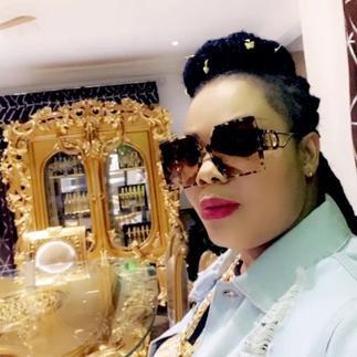 Photos Of Nana Agradaa In Handcuffs Drop