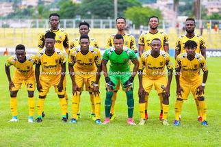 Amos Addai striker late as Ashgold beats Hearts of Oak 1-0