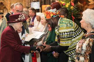 Abass Dodoo: Meet the Ghanaian drummer who plays for Queen Elizabeth and the royal family ▷ Ghana news