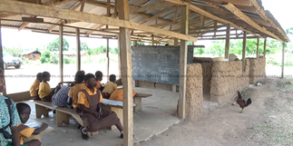 Sabronum-Nyamebekyere: School with only one teacher calls for urgent attention