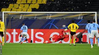 Mahrez and Foden send Man City into Champions League last four