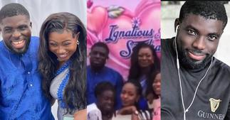 Ignatius: Date Rush Contestant Marries; Beautiful Wedding Video Surfaces Online ▷ Ghana news