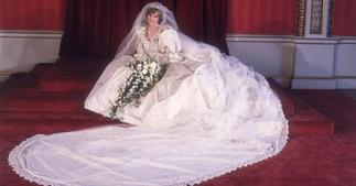 Princess Diana's Wedding Dress to Go on Display after William and Harry Approval ▷ Ghana news