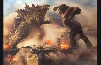 'Godzilla vs. Kong' tops Box Office again