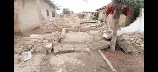 Kasoa: Anger as land guards demolish Church, other properties