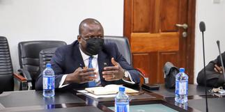 Lands Minister reiterates ban on mining in forest reserves