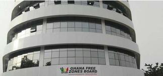 No Ghanaian company operates at Free Zones