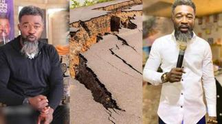 A Terrible Earthquake Will Happen In Ghana Soon