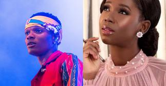 Ama K. Abebrese: Actress shows versatile prowess as producer of WizKid's virtual concert ▷ Ghana news