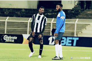 Daniel Lomotey over the moon after marking ES Setif debut in CAF Confederation Cup victory against Enyimba FC
