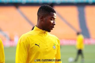 Asante Kotoko defender Abdul Ganiyu reacts to Ghana debut