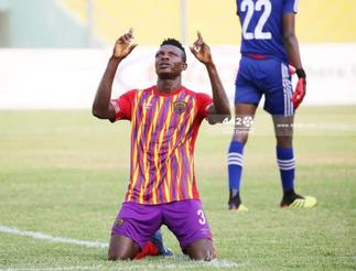 'My happiest moment was when I scored against Bechem United'