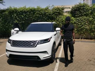Kuami Eugene describes critics of his attire during Range Rover presentation as shallow