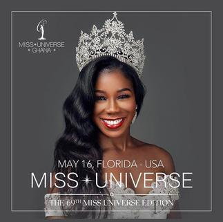 Chelsea Tayui to represent Ghana at Miss Universe 2021 in Florida