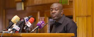 Kojo Oppong Nkrumah: Minister says it will take time for Economy to Bounce back ▷ Ghana news