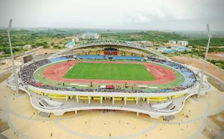 2022 World Cup qualifiers: Cape Coast Stadium closed down for renovation works