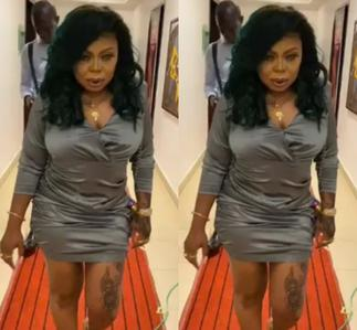 Afia Schwar Allegedly Snatches Uber Driver's Phone And Keeps It For Days After She Accused Him Of Videoing Her In A Night Club