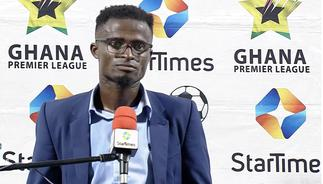 Eleven Wonders coach Ignatius Osei reportedly returns to duty