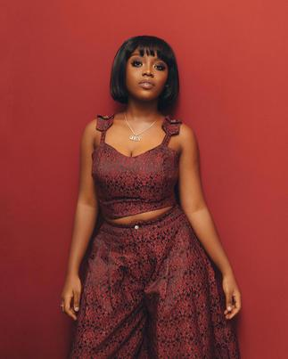 Gyakie performs at MTV Base, YouTube African Day Concert
