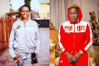 Check Out Ayisha Modi's Shocking Reaction After Hearing Shatta Wale Has Kidney Disease