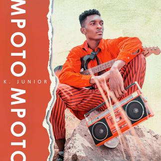 K.Junior digs deep into the crates of authentic Ghanaian music for latest single 'Mpotompoto'