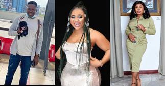 Adu Safowaa Speaks After Spending Night In Cells; Fingers Afia Schwar's Ex-Boyfriend For Her Arrest ▷ Ghana news