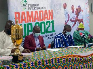 24 Zongo communities to participate in this year's Sheikh Sharubutu Ramadan Cup