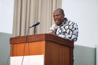 Economist questions why Ghana's land borders still remain closed