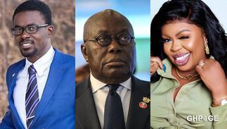 Afia Schwar threatens to beat Akufo-Addo if he pays 'greedy' MenzGold customers