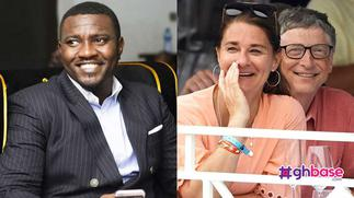 John Dumelo advises Bill Gates to fix his marriage with Melinda Gates » GhBasecom™