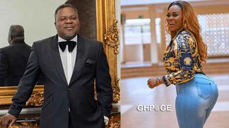 Dr Kwaku Oteng allegedly gifts Akua GMB a car & house to beg her for a comeback