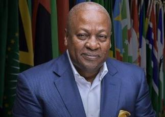 AU appoints John Mahama as special envoy to Somalia