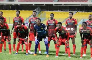Felix Annan returns to Kotoko squad as Michael Vinicius is dropped for Liberty test