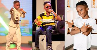 Akwadaa Nyame: 2021 Talented Kids Winner Reveals his Father Rejected the Mother when she was Pregnant with him ▷ Ghana news
