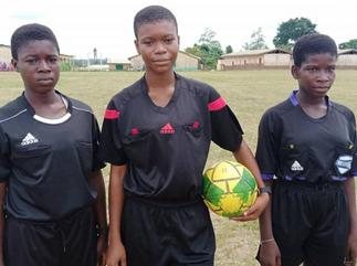 'Catch Them Young' refereeing program commences in Central Region