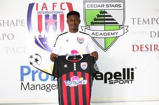 Inter Allies defender Agyemang Badu on relegation battle