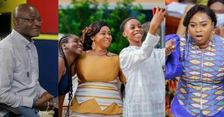 Adwoa Safo Flaunts Her Fine Children With Ken Agyapong In Latest Family Photos ▷ Ghana news
