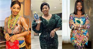 Meet 10 beautiful female presenters at GhOne TV taking over Ghana's screens ▷ Ghana news