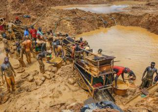 Name, shame persons caught engaging in illegal mining