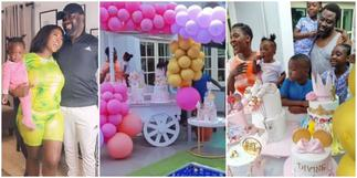 Mercy Johnson Throws A Lavish Party To Celebrate Her Daughter's First Birthday- VIDEO