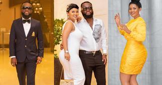 McBrown Celebrates Eid-al-Fitr With Her Husband Maxwell; Photo Drops ▷ Ghana news