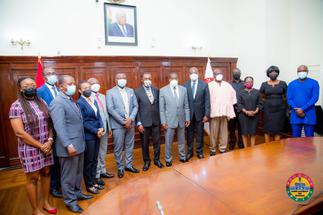 Speaker assures private sector of Parliaments support