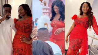 Sarkodie And His Wife Tracy Sarkcess Attend Wedding Of Rapper's Elder Sister ▷ Ghana news