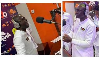 Captain Smart Boldly Tells Akufo-Addo To Start Fight Against Galamsey From His Hometown Kyebi