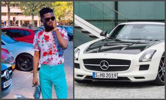 Kuami Eugene Narrates How Rich Woman Offered Him Benz To Date Him